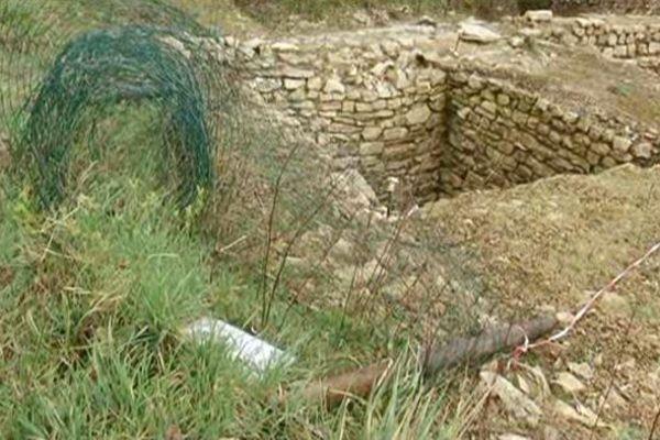 Le site gallo-romain de Rom dans les Deux-Sèvres