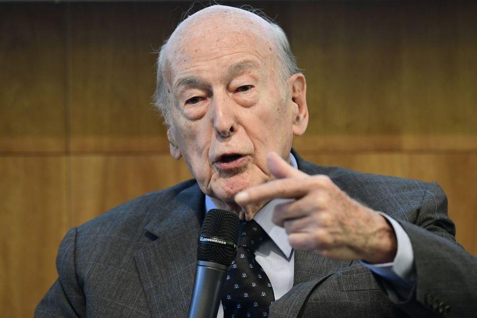 Mort de Valéry Giscard d'Estaing : sa carrière en 5 photos