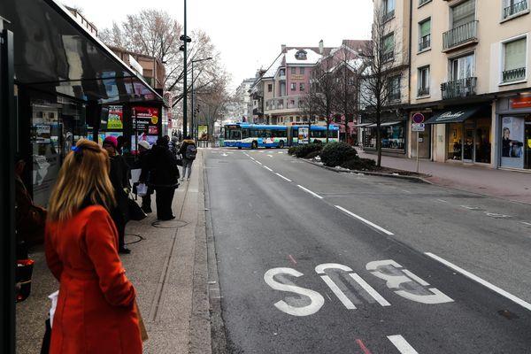 Les transports collectifs vont reprendre progressivement à Annecy, dès le déconfinement. (Illustration)
