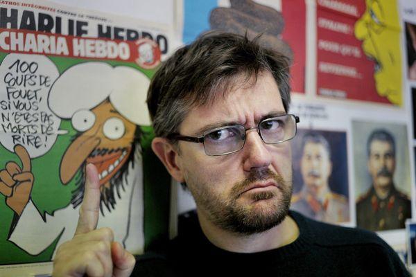 Le texte de Charb a été publié de manière posthume.