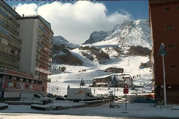 Gourette devait ouvrir ses pistes le 8 décembre.