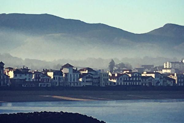 Le pays basque toujours très prisé par les touristes français... même en hiver ! - Janvier 2018
