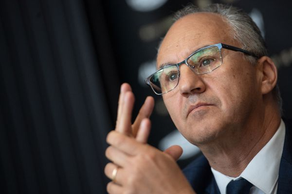 Saïd Chabane, président du Angers-SCO