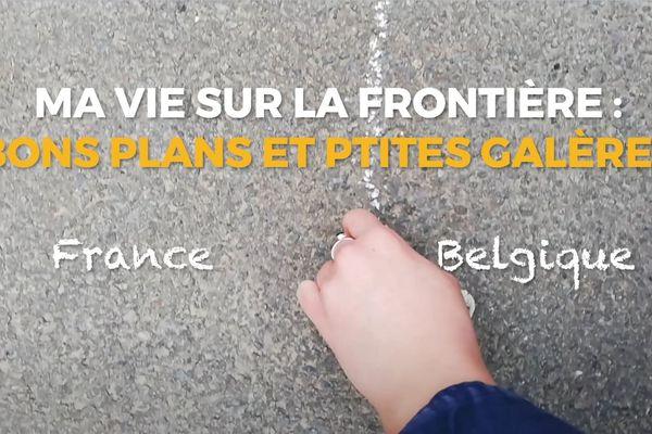 Changer de pays pour acheter moins cher, c'est le quotidien des habitants de la frontière franco-belge