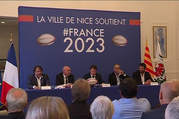 Coupe du Monde de rugby 2023, Nice ville hôte