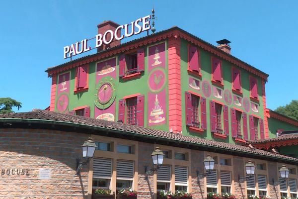 Le restaurant Paul Bocuse obtient le label Entreprise du Patrimoine Vivant