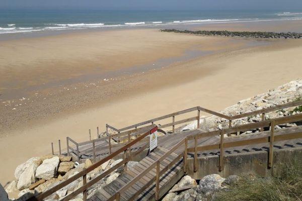 La plage de Lacanau est fermée. C'est l'une des mesures prises par le gouvernement pour lutter contre le coronavirus.