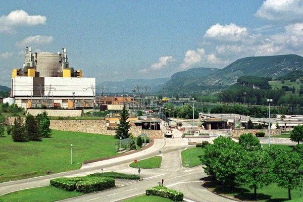 """La centrale """"Superphénix"""" de Creys-Malville est en cours de démontage. Sa fermeture avait été décidée en juin 1997 par Lionel Jospin."""