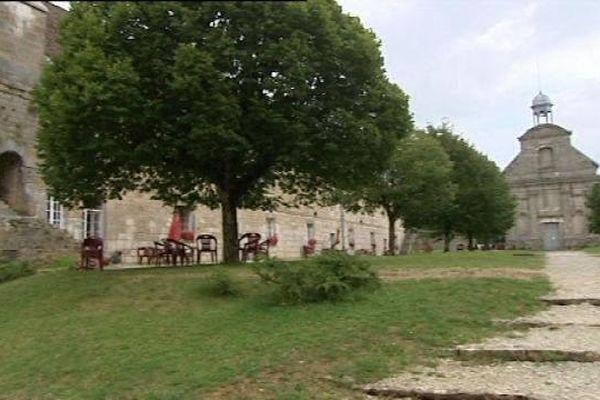 Le fort Saint André à Salins-les-Bains