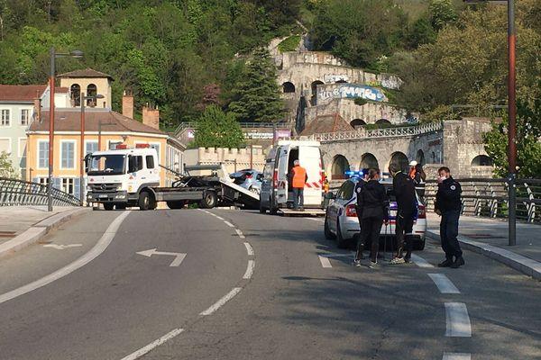 L'enquête devra déterminer les circonstances de l'accident