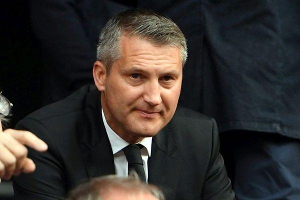 Roazhon Park : Olivier Létang le président du Stade rennais