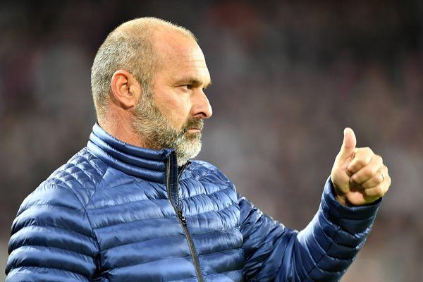 Pascal Dupraz dirigera face à Valenciennes son deuxième match sur le banc du Stade Malherbe de Caen.