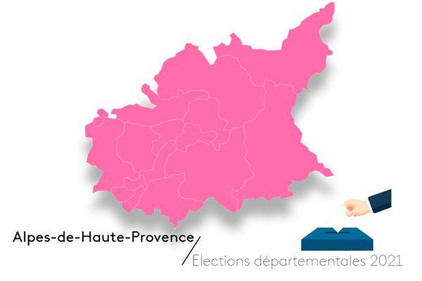 Elections départementales dans les Alpes-de-Haute-Provence, qui pour succéder à René Massette (PS), le président sortant