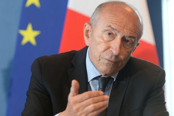 Le ministre de l'Intérieur devrait se rendre en Corse jeudi 27 et vendredi 28 juillet.