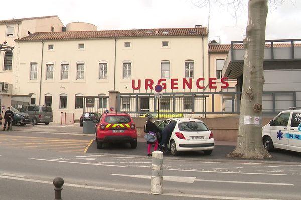 Le CHU de Narbonne fait partie des nombreux hôpitaux victimes de cyberattaques l'an dernier.