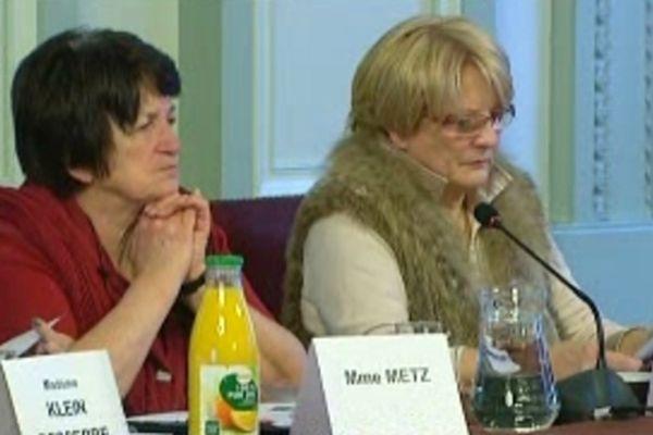 Le conseil municipal des séniors de la Ville de Metz