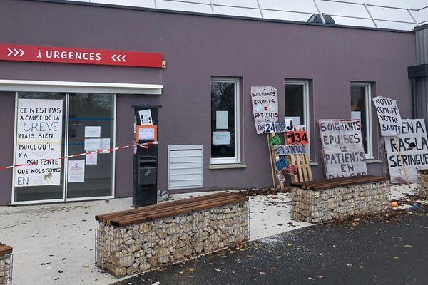 Le service des urgences de l'Hôpital de Saint-Gaudens était en grève depuis le 14 juillet.