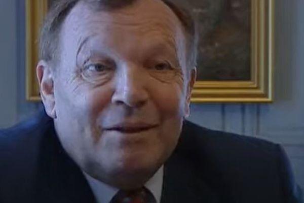 Arthur Dehaine a été maire de Senlis de 1974 à 2008