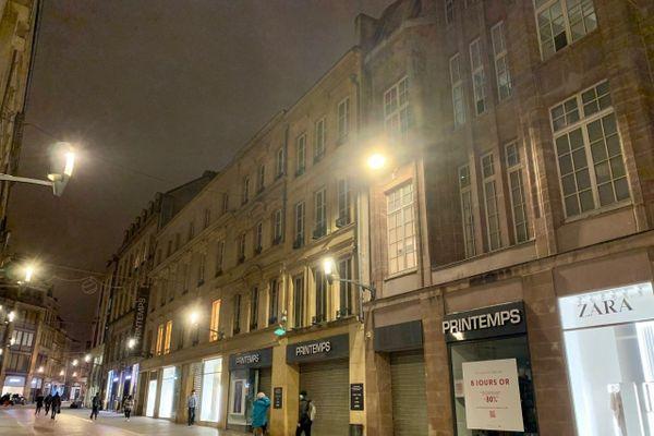 Le Printemps Metz fait parti des quatre magasins qui fermeront en France