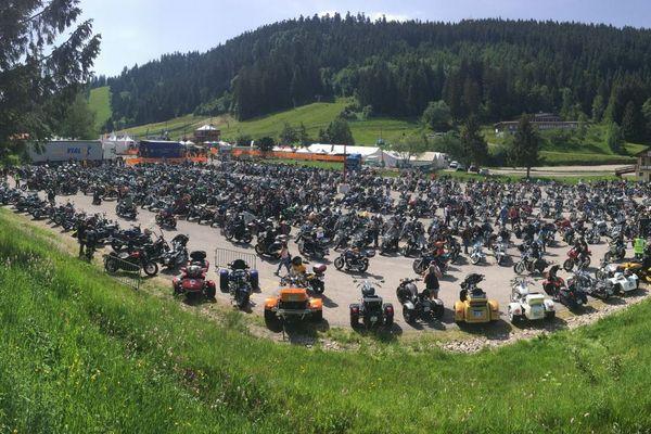 Combien sont-ils, ces bikers ? 25.000 sont attendus au cours du week-end