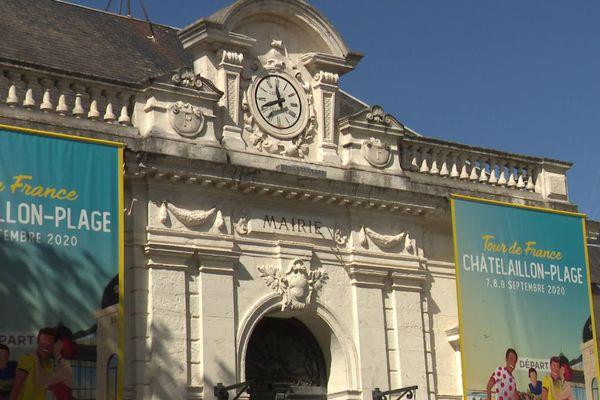 Le Tour de France passera à Châtelaillon les 8 et 9 septembre.