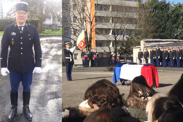 Pierre-Philippe Lawpois était gendarme depuis 21 ans.