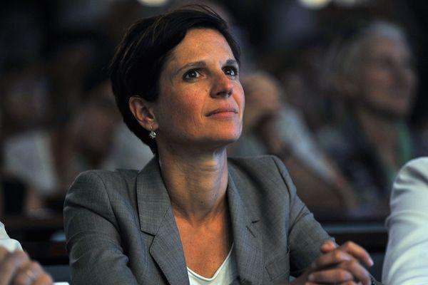 Sandrine Rousseau portera le projet EELV en Nord Pas-de-Calais / Picardie