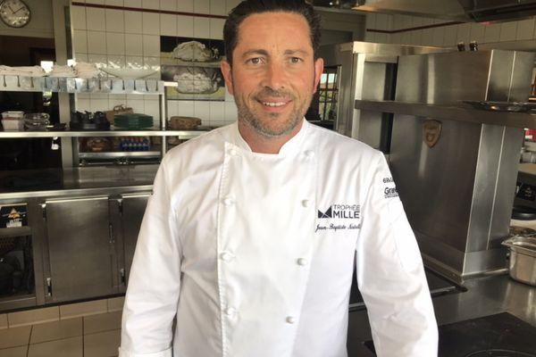 Jean-Baptiste Natali a renoncé à ouvrir son restaurant de Colombey-les-Deux-Eglises le 19 mai. Il attendra le 10 juin.