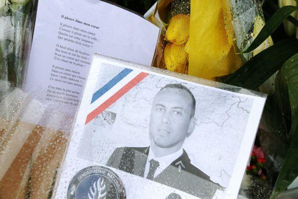 Mercredi 27 mars, un hommage national est rendu au lieutenant-colonel Arnaud Beltrame