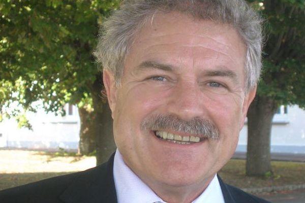 Norbert Métairie (PS), maire de Lorient (56).
