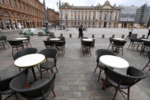 A Toulouse comme partout en France, de nombreux restaurateurs ont été contraints de fermer leur établissement suite aux mesures de confinement.