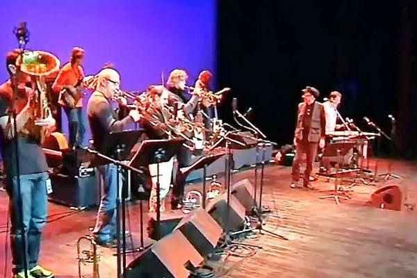 Le festival de Jazz à Nevers en novembre 2012