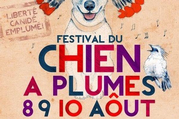 Le festival se déroule tout le week-end près de Langres.