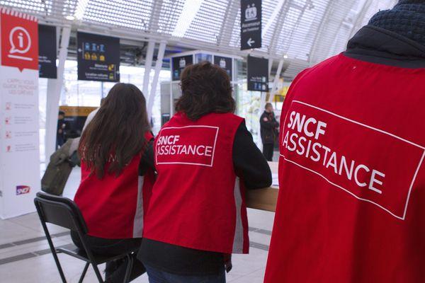 la grève à la SNCF ce jeudi 5 décembre s'annonce très suivie
