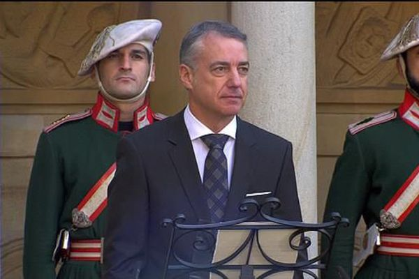 Iñigo Urkullu Lehendakaria