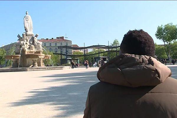 Il n'y aurait pas suffisamment de places à Nîmes pour les migrants mineurs. Ils sont hébergés chez des bénévoles ou à l'hôtel
