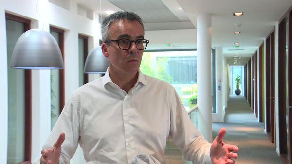 """""""Le chiffre d'affaire de ce vaccin est estimé à plus d'un milliard de dollars."""" Franck Grimaud, directeur général société Valneva."""