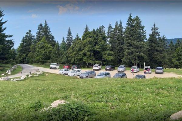 Le parking du plateau de la Molière est interdit aux véhicules à partir du 13 au 17 août.