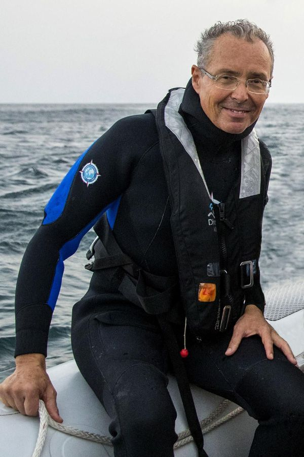 Robert Calcagno : directeur de l'Institut océanographique de Monaco