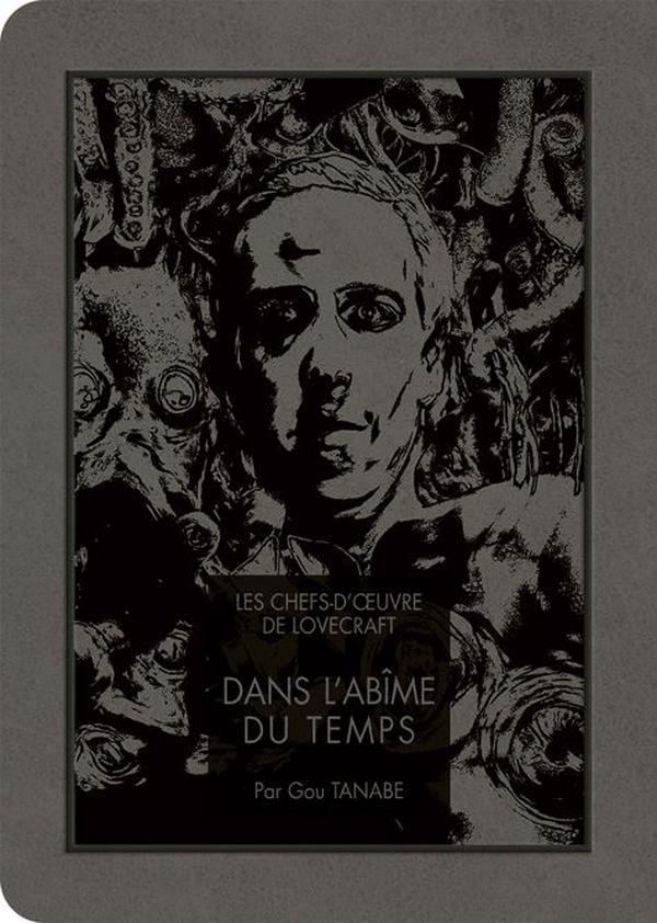 Dans l'abîme du temps - Gou Tanabe et H. P. Lovecraft - FIBD 2020
