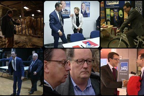 Les derniers de campagne pour les régionales 2015 en Pays de la Loire