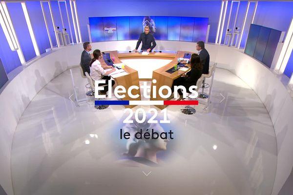 Sept listes sont en lice pour cette élection dans le canton d'Aix 2, qui englobe les quartiers sud de la ville