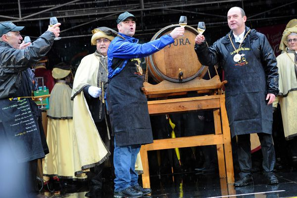 Les inscriptions pour la Percée du vin jaune sont ouvertes