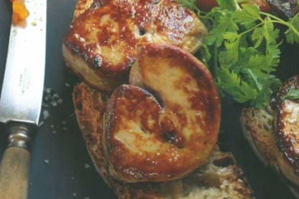 """""""Le foie gras du Périgord sublimé par ses chefs"""""""