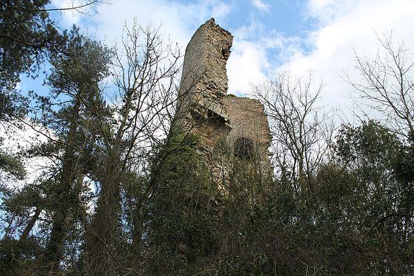 La Tour Cesson à Saint-Brieuc