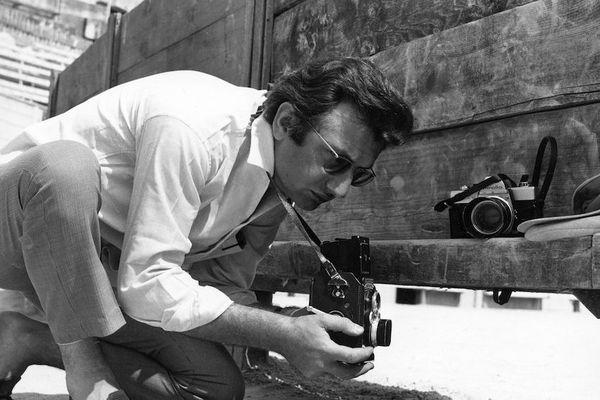 Lucien Clergue n'a jamais cessé de photographier et de filmer le drame de l'arène.