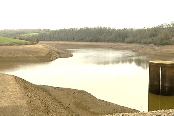 La Vendée comme la Loire-Atlantique et la Mayenne manque d'eau.