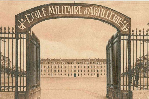 A Poitiers, la caserne Abboville a accueilli l'école militaire d'Artillerie
