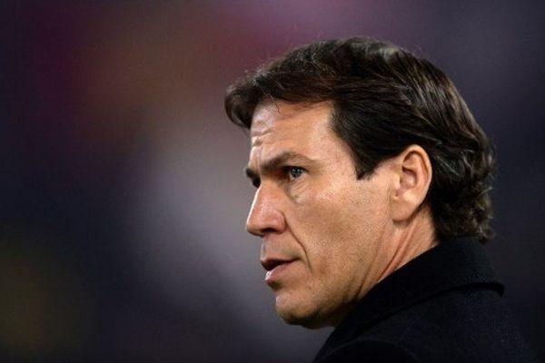 Rudi Garcia entraîneur de l'OM