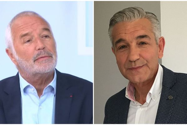François Rebsamen et David Marti